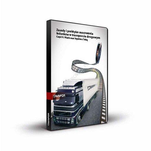 Zasady i praktyka mocowania ładunków w transporcie drogowym Część II
