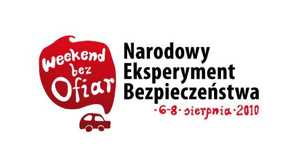 """banner """" Narodowy eksperyment bezpieczeństwa """""""