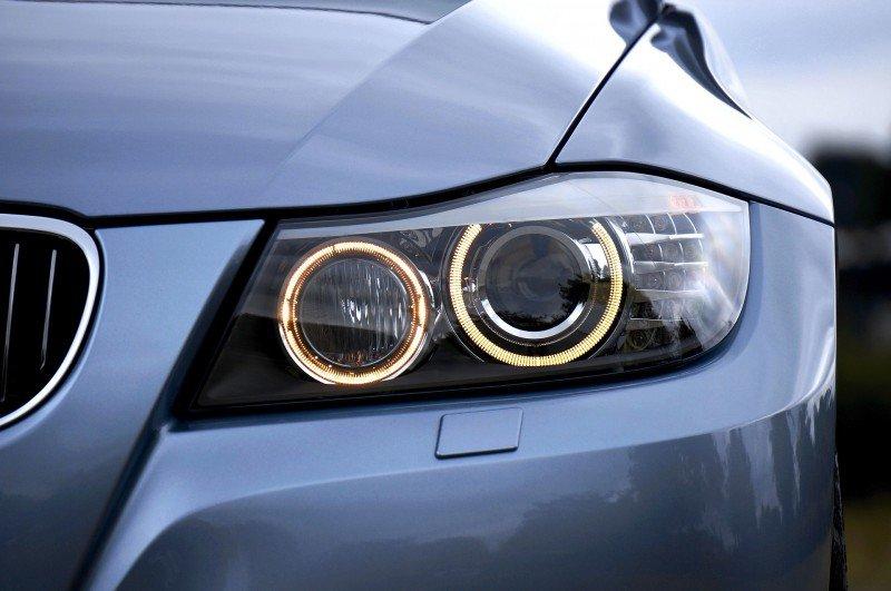 światła w samochodzie