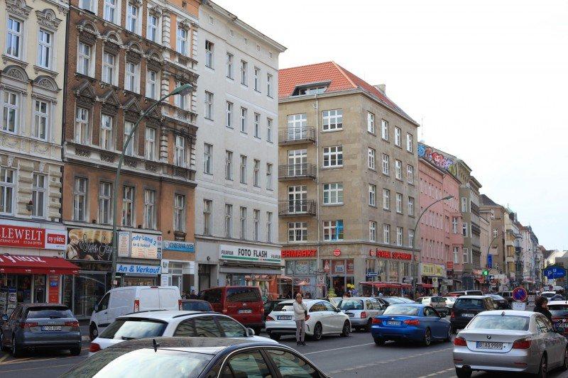 Niemcy, centrum miasta