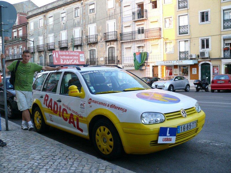 """"""" Elki """" z Lizbony"""