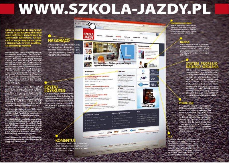 www.szkola-jazdy.pl strona internetowa