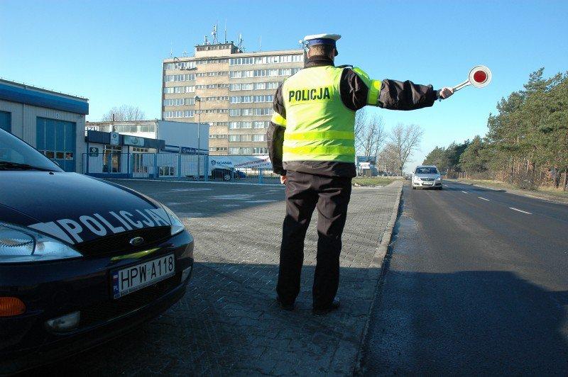 kontrola drogowa