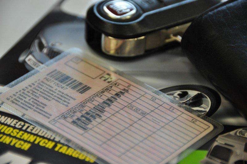 dokument prawo jazdy