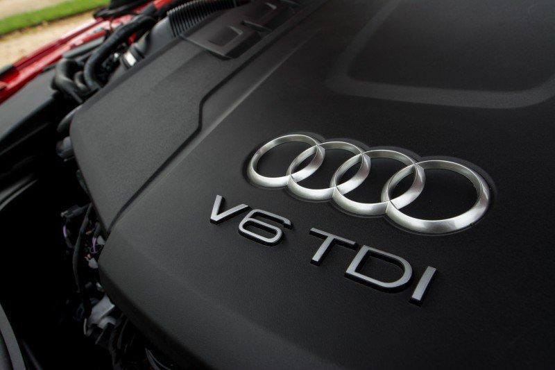 silnik Audi