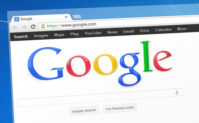 strona internetowa google
