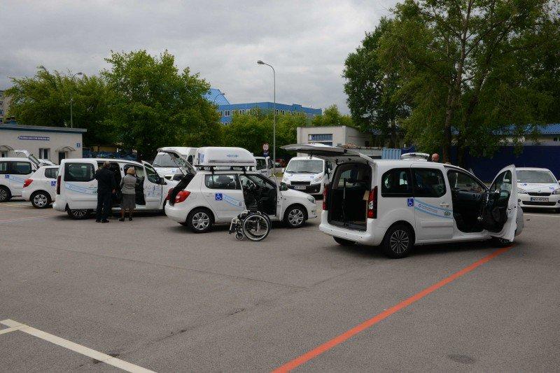 samochody przeznaczone dla osób niepełnosprawnych