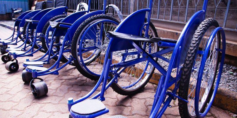 wózki dla osób niepełnosprawnych