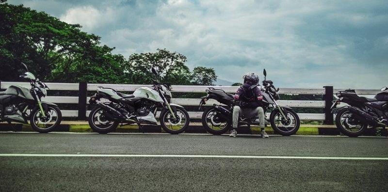 motocyklista, motocykle