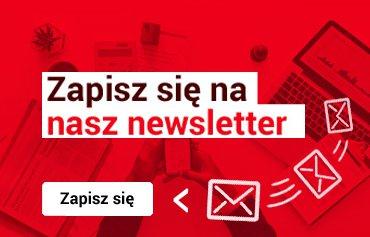 Zapisz się na nasz newsletter